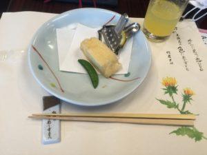 豆腐&湯葉懐石